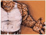 The Thing Portrait by jlonnett