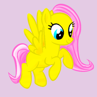 Fluttershy by Honey-PawStep