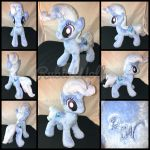 BronyCon '17 - MLP 10 inch Happy Trixie Plushie by RubioWolf