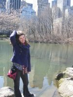 Central Park Pose by iarecharlina