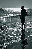 By the ocean by Nile-Paparazzi