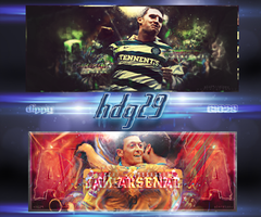 Signature Set of HDG29 Team by HararyDP