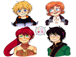 Team JNPR by SauceMania