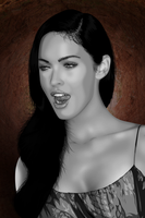 Vexel Megan Fox by josdavi94
