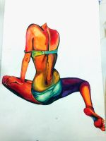 Colorful and Headless by mmhmmm69