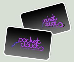 Pocket Clouds corporate cards by nube