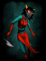 Terezi by Night-of-Void