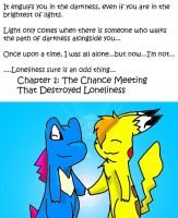 Chapter 1: The Chance Meeting by Inukage-Okami