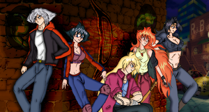 Slayers_Extreme_group by scrik