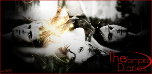 The Vampire Diaries Signature by me969