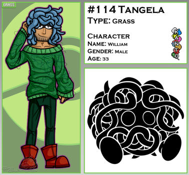 PPP: Tangela by Wolvern