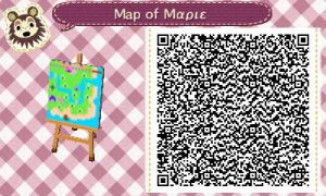 Map of Maple by GumballQR