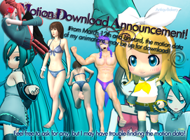 MMD: Announcement by Antiqu-Bakery