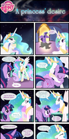 comic: A Princess' Desire [part.1] by MyFantasyZone