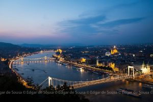 Budapest view by mivad