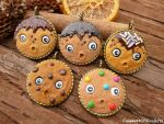 Cookies Cameos by PumpkinDream