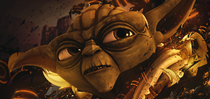 Yoda It Is by GFX-3ngine