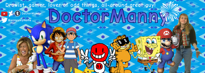 DoctorManny's New and Improved ID! by DoctorManny