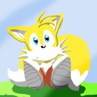 Baby Tails by anime-arteest