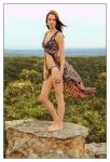 Kathryn on top of the world 2 by wildplaces
