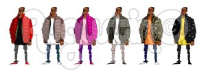 fASHION COLORS by sipries