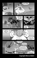 King vs. Murphy Page 6 by marcusmuller