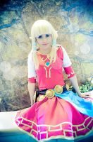 Princess Zelda Skyward Sword II by azulettecosplay
