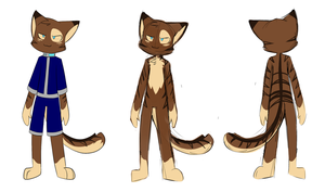 Sable ref 2014 by SmilehKitteh