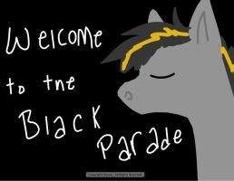 ~Welcome To The Black Parade~ by mistyfeather2832