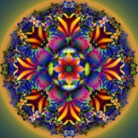 Mandala 2 for 10 April by Discarn8
