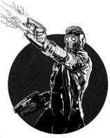 Star-Lord by DMThompson