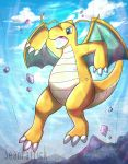 Dragonite Used Hyper Beam!! by Ppoint555