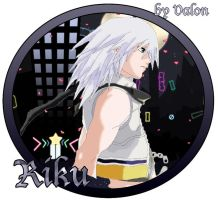 Riku - Fanart by Jack-Scream