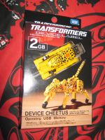 Transformers USB Cheetus by OracleX7