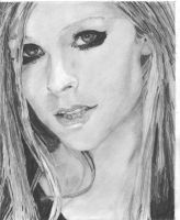 Avril Lavigne by bclara88