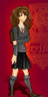Hermione by VioletCobbler by Hogwarts-Castle