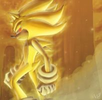 Super Sonic by eclipse4d