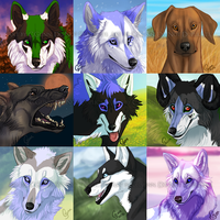 Icons: batch 4 by InstantCoyote