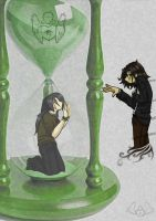 Friends of a wrong time.. by lil-creeper