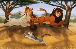 A Family Portrait by Ifus