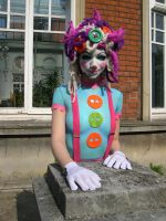 Dolly Clown 1 by drinksvarler
