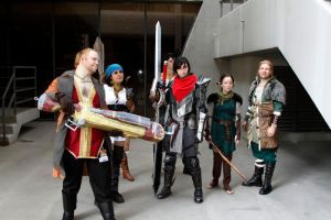 Party Selection 2 by Master-of-Unlocking
