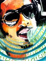 Stevie Wonder by TheCharlieBrowniest