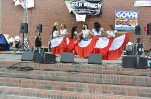 Puerto Rican/Latin Fest, Flowing Dress and Dance12 by Miss-Tbones
