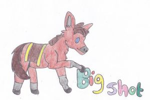 big shot-request by P0CKYY