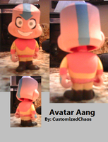 Avatar Aang NodNik by WarriorSokka