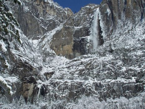 Cascades and Granite Walls by G-Go