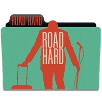 Road Hard [Folder Icon] by frankmareno