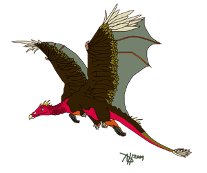 Windra - Scavenger Dragon
