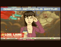 Lois Lane: Reporter by tarunbanned